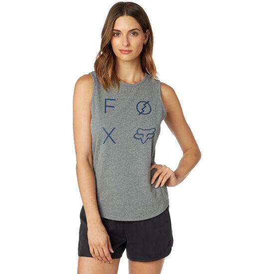 Fox Staged Muscle Sleeveless Tank Women bei fahrrad.de Online