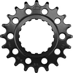 """KMC E-Bike Antriebsritzel 1/8"""" für Bosch Active+Performance Line schwarz"""