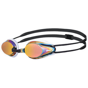 arena Tracks Mirror Goggles white-red revo-black white-red revo-black