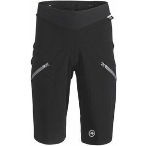 assos Trail Cargo Shorts Herren black series black series