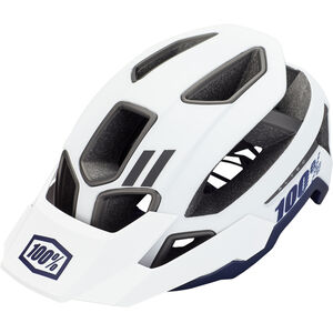 100% Altec Helmet white white