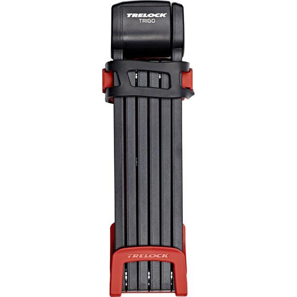 Trelock FS 300/100 Trigo Faltschloss red red