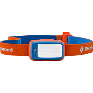Black Diamond Wiz Headlamp Kinder vibrant orange vibrant orange