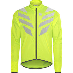 Sportful Reflex Jacket Herren yellow fluo