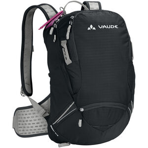 VAUDE Roomy 17+3 Backpack Damen black black