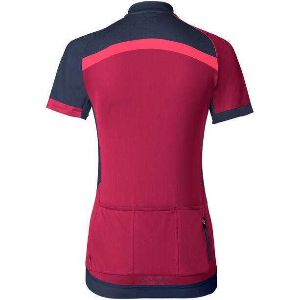 VAUDE Pro II Jersey Damen crimson red