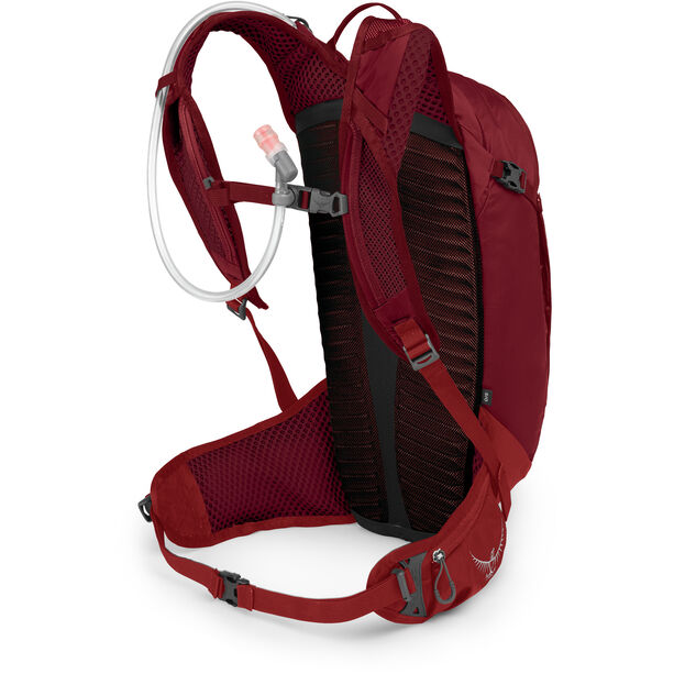 Osprey Siskin 12 Hydration Backpack Herren molten red