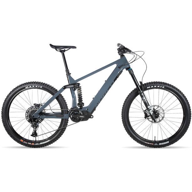 Norco Bicycles Range VLT C2 charcoal grey/action orange