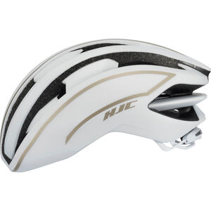 HJC IBEX Road Helmet matt white / gold matt white / gold