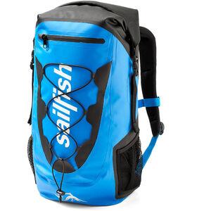 sailfish Barcelona Waterproof Backpack blue blue