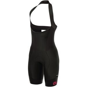 Alé Cycling PRR 2.0 Future Bib Shorts Damen black-fluo pink black-fluo pink