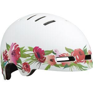 Lazer Street+ Helmet Kinder matte flower pink-white matte flower pink-white
