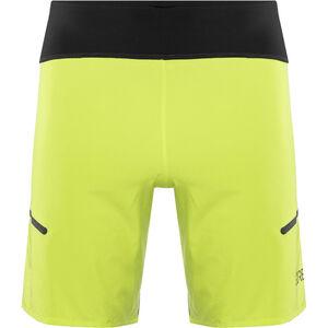 GORE WEAR R7 Shorts Herren citrus green/deep water blue citrus green/deep water blue