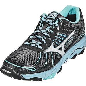 Mizuno Wave Mujin 3 G-TX Running Shoes Damen darkshad/silver/norseblu darkshad/silver/norseblu