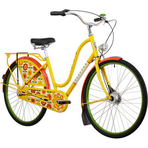 Electra Amsterdam Fashion 3i Ladies forget me not yellow