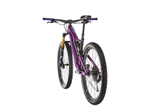 ORBEA Rallon M-Team purple