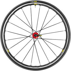 Mavic Ksyrium Elite UST Hinterrad schwarz/rot schwarz/rot