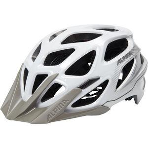 Alpina Mythos 3.0 Helmet white-silver bei fahrrad.de Online