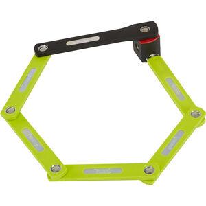 ABUS uGrip Bordo 5700 Faltschloss lime bei fahrrad.de Online