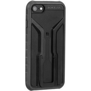 Topeak Ridecase für iPhone 6/6S/7/8 Hülle mit Halter schwarz/grau schwarz/grau