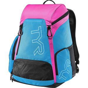 TYR Alliance 30l Backpack blue/pink blue/pink