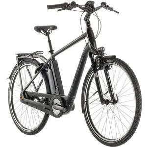 Cube Town Hybrid EXC 400 Black Edition bei fahrrad.de Online
