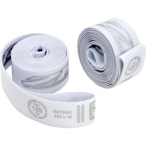 Zipp 650C x 20 mm Felgenband weiß weiß