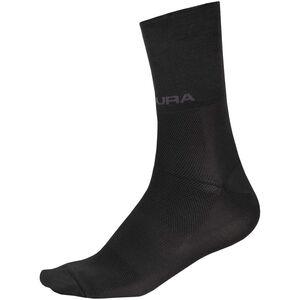 Endura Pro SL II Socken Herren schwarz schwarz