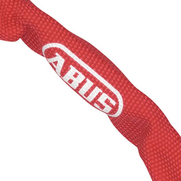 ABUS 5805C Steel-O-Chain Kettenschloss rot