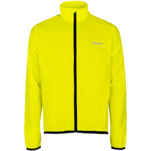axant Elite Windjacke Herren transparent/gelb transparent/gelb