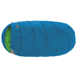 Easy Camp Ellipse Sleeping Bag Kinder lake blue lake blue