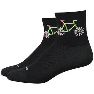 """DeFeet Aireator 3"""" Socken Damen pedal power pedal power"""