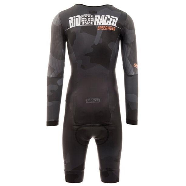 Bioracer Speedwear Concept TT Suit Herren grey-camo
