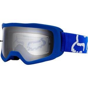 Fox Main II Race Brille blue/clear blue/clear
