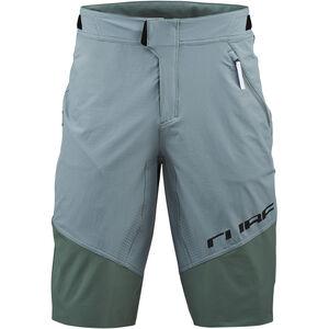 Cube Edge Baggy Shorts Herren green green