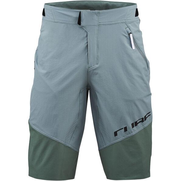 Cube Edge Baggy Shorts Herren green
