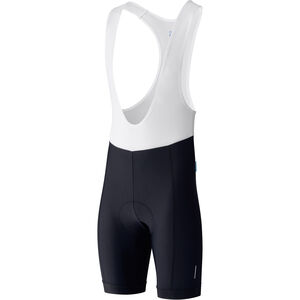 Shimano Bib Shorts Men Black black
