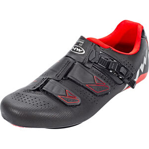 Northwave Verve 2 SRS Shoes Damen black/red black/red