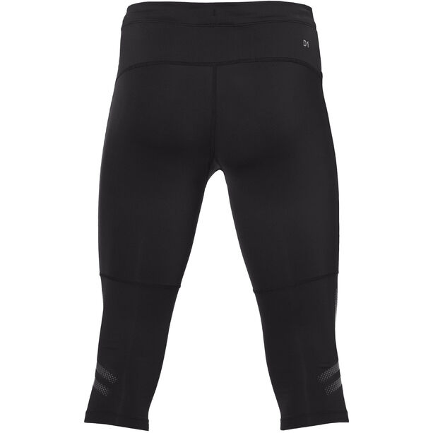 asics Icon Knee Tights Herren performance black/dark grey