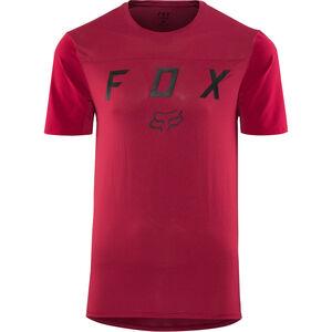 Fox Flexair Moth SS Jersey Herren cardinal