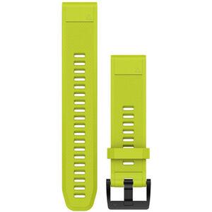 Garmin fenix 5 Silikonarmband QuickFit 22mm yellow bei fahrrad.de Online