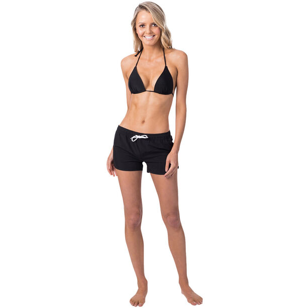 "Rip Curl Surf Essentials II 3"" Boardshorts Damen black"