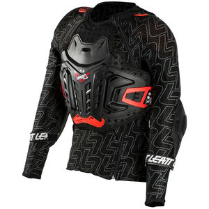 Leatt 4.5 Body Protector Kinder black black