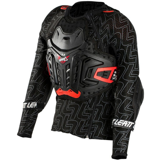 Leatt 4.5 Body Protector Kinder black