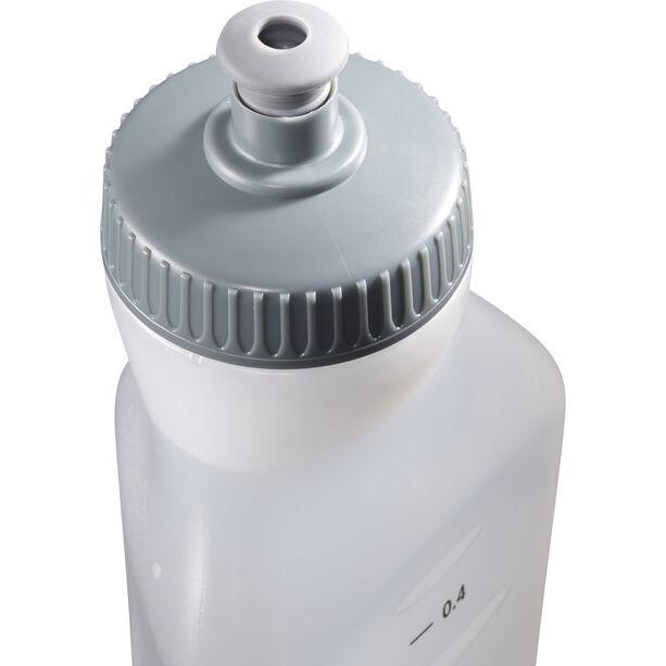 Salomon 3D Trinkflasche 600ml white translucent