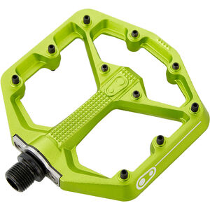 Crankbrothers Stamp 7 Small Pedals green green
