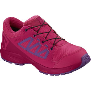 Salomon XA Elevate CSWP Shoes Kinder virtual pink/cerise./purple magic virtual pink/cerise./purple magic
