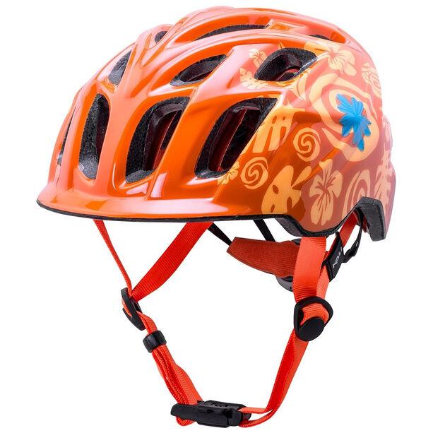 Kali Chakra Helm Kinder orange