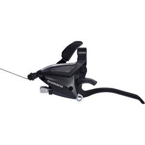 Shimano ST-EF500-4 Schalt-/Bremshebel VR 3-fach schwarz schwarz
