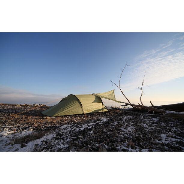 Nordisk Halland 2 PU Tent dusty green
